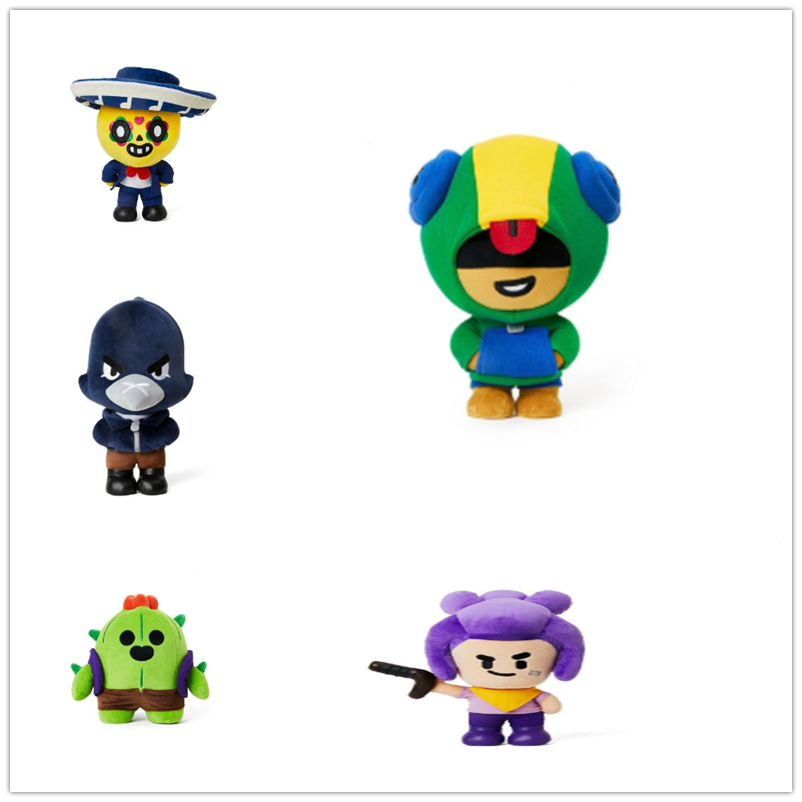 Мягкие игрушки для детей в виде звезд