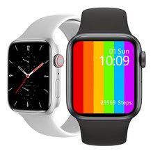 W66 melhor do que iwo w56 relógio inteligente 2021 bluetooth chamada smartwatch masculino feminino personalizado dial 1.69 Polegada carregador sem fio