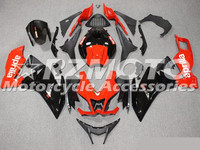 New Injection Full Fairings set For Aprilia RS4 50 125 2012 2013 2014 2015 ABS Plastic Motorcycle Fairings Kits red black