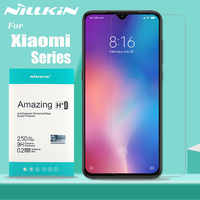 Nillkin for Xiaomi Mi 9 8 SE 9T Pro Glass Screen Protector 9H Safety Tempered Glass for Xiaomi Mi9 Mi9T Mi8 Lite Mi A3 6X A2 6