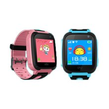 Children's Intelligent Telephone PositioningSmartwatch Multi-functional Touch Screen Kids