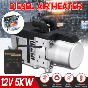 Air-Heater-Kit Remote-Control Diesel Motor-Trucks Universal 5KW 12V 5000W with Lcd-Monitor