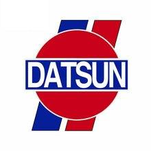 Datsun TAZ Anime Car Stickers and Decals Vinyl Bumper Laptop VAN RV Waterproof Decor Rear Windshield Decoration KK 13*10cm