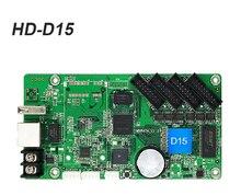 купить huidu D15 HD-D15 asynchronous full color led display control card support huidu VP501 HD-VP501 led video processor for taxi roof по цене 2279.59 рублей