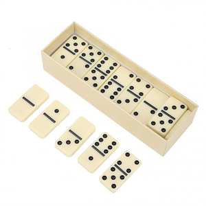 Board-Game Domino-Blocks-Kits Early-Educational-Toys Travel Children for Gift Toy-Set