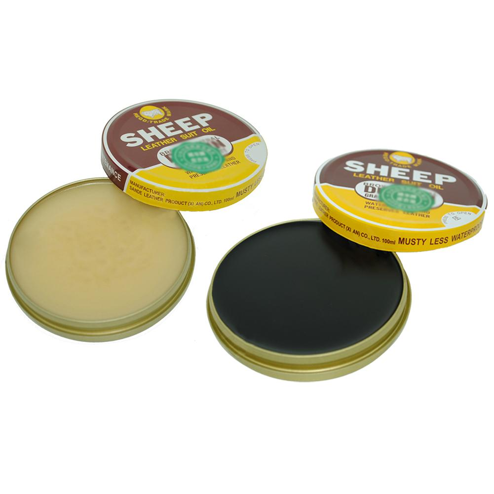 100ml Car Natural Leather Balsam Conditioner And Restorer For Car Leather Sofa Shoes Dropship|Paint Protective Foil| |  - title=