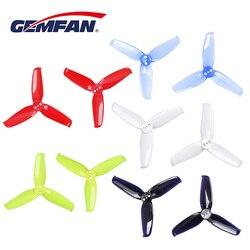 16 par 32 sztuk Gemfan Flash 2540 2.5x4 2.5 Cal z 3 ostrzami z 1.5mm montaż otwór RC Drone FPV Racing bezszczotkowy silnik