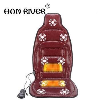 Car massage device multifunctional full-body home chairs cushion neck massage cushion heated car