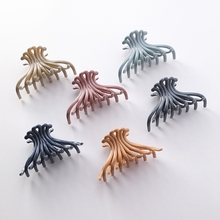 1Pc Care Hairpins Hair Hairdressing Tool Butterfly Holding Claw Section Styling Tools Clip Clamps hair pins for women