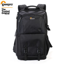 Genuine Lowepro Fastpack BP 250 II AW dslr multifunction day pack 2 design 250AW digital slr rucksack New camera backpack(China)