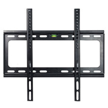 ABKT-Slim Low Profile Tv Wall Mount Bracket for 25 28 32 34 37 42 48 50 55 60 inch LED LCD Plasma Flat Screens,Magnetic Bubble L(China)
