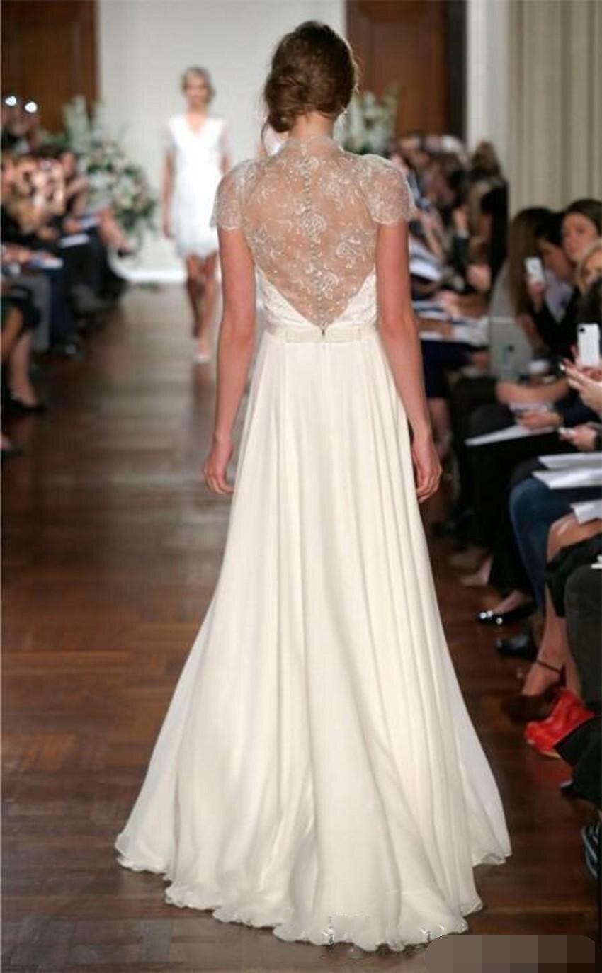 Купить с кэшбэком Kate Middleton in Jenny Sheer with cap Sleeve Evening Formal dress Celebrity Red Carpet Dresses Lace Chiffon Evening Dresses
