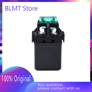 Motorcycle Starter Relay For HONDA CRF250X CX500 TC Turbo F6C CV/CW/CX/CY/C1 FES125 250 W/Y Pantheon FJS600 1-3 FSC600 FX650 image