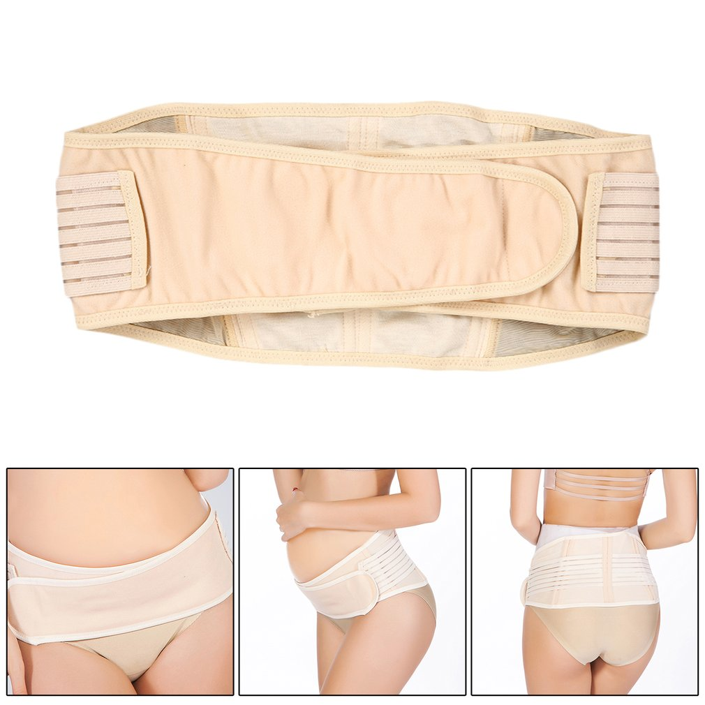 New Maternity Pregnant Belly Postpartum Corset Belt Maternity Pregnancy Support Brace Band Prenatal Care Girdle