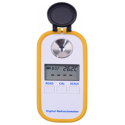 0-30% Brix Zucchero Caffè Misuratore di TDS 0-25% Concentrazione Rifrattometro Digitale Portatile Elettronico Rifrattometro
