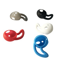 Earphone Earbuds Silicone Case for Apple Airpods Bluetooth Wireless Cover Fone de Ouvido Tips Caps 2