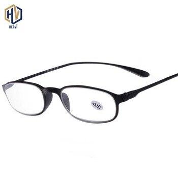 Gafas de lectura cuadradas TR90 para hombre y mujer, gafas de lectura ultralivianas de alta definición, 100, 150, 200, 250, 300, 350 y 400