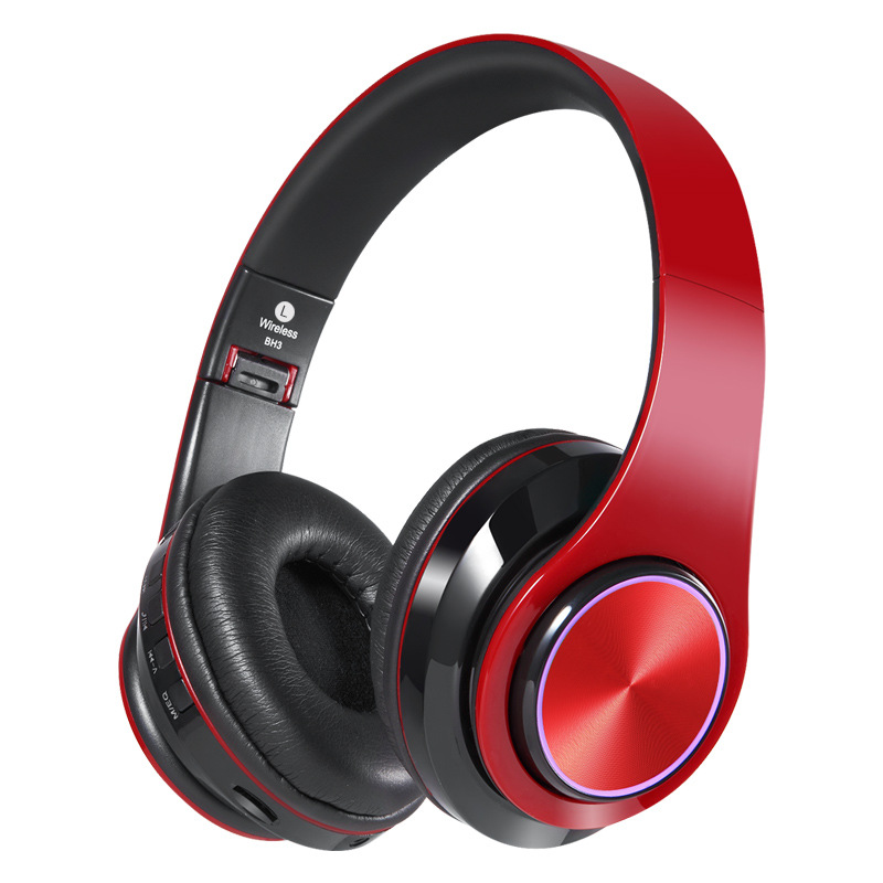 smart Wireless Bluetooth Headphones Portable Sports headset With Micphone HiFi Gaming earphone For Xiaomi huawei iPhone 11Pro