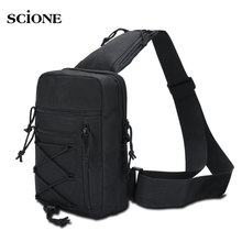 Military-Bag Tactical-Chest-Backpack Shoulder-Chest-Phone Molle Hunting Sling Army Hiking