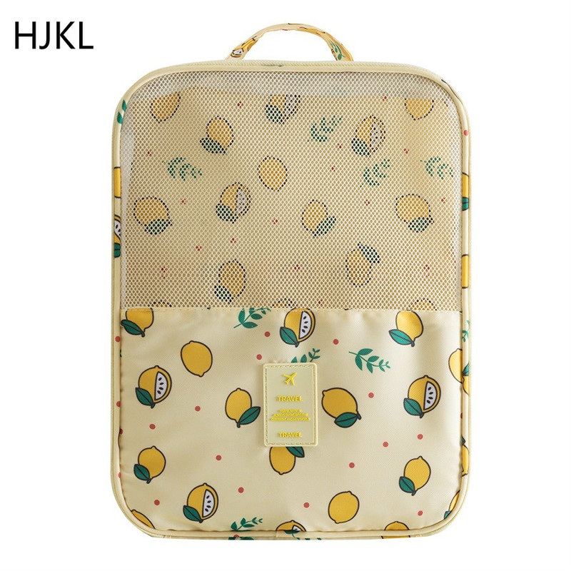 Travel Shoes Storage Bag Sports Waterproof Dustproof Clothes Cover Moisture High Capacity Korean Portable Travel Storage Bag New