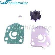 Boat Motor 17400 93951 Water Pump Repair Kit without Housing for  9.9HP 15HP Outboard Engine, 18 3256 Sierra Marine