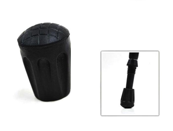 Hiking Pole Replacement Tips Trekking Pole Tip Protectors Walking Stick Head Protect Equipment Accessory