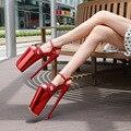 Odinokov/обувь на очень высоком каблуке 26 см; Zapatos de Mujer Tacon; Обувь для вечеринок на платформе 16 см