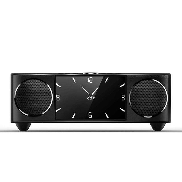 SOAIY S99 سمّاعات بلوتوث HiFi مكبر الصوت اللاسلكي ستيريو الصوت مضخم الصوت أفضل مكبر الصوت 8000mAH قوة البنك مشغل فيديو
