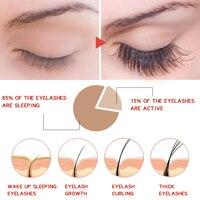 Eyelash Growth Enhancer Natural Eyelashes Longer Fuller Thicker Treatment Eye Lashes Serum Mascara Lengthening Eyebrow Growth 3