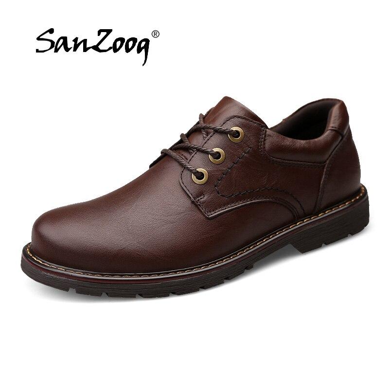 Bas Dr Martens hommes première couche en cuir véritable homme chaussures de haute qualité Martins ascenseur chaussures travail sécurité grande taille 47