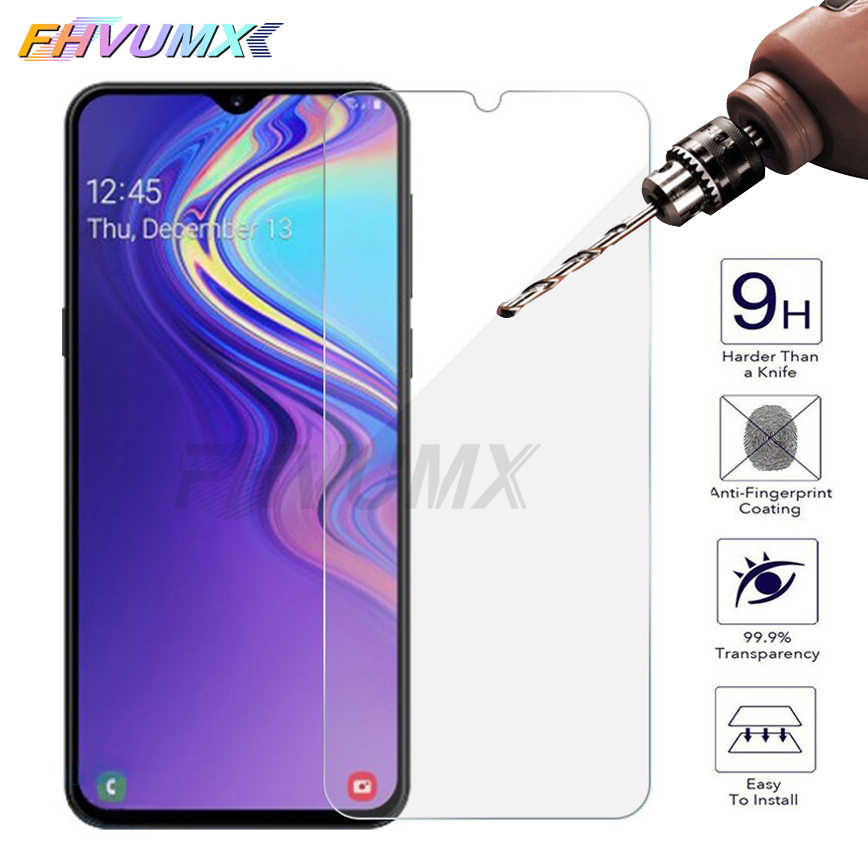 0.26mm 9H Protective Glass on For Samsung Galaxy A10 A20 A20E A30 A40 A40S A50 A60 A70 A80 A90 M10 M20 M30 Screen protector Film