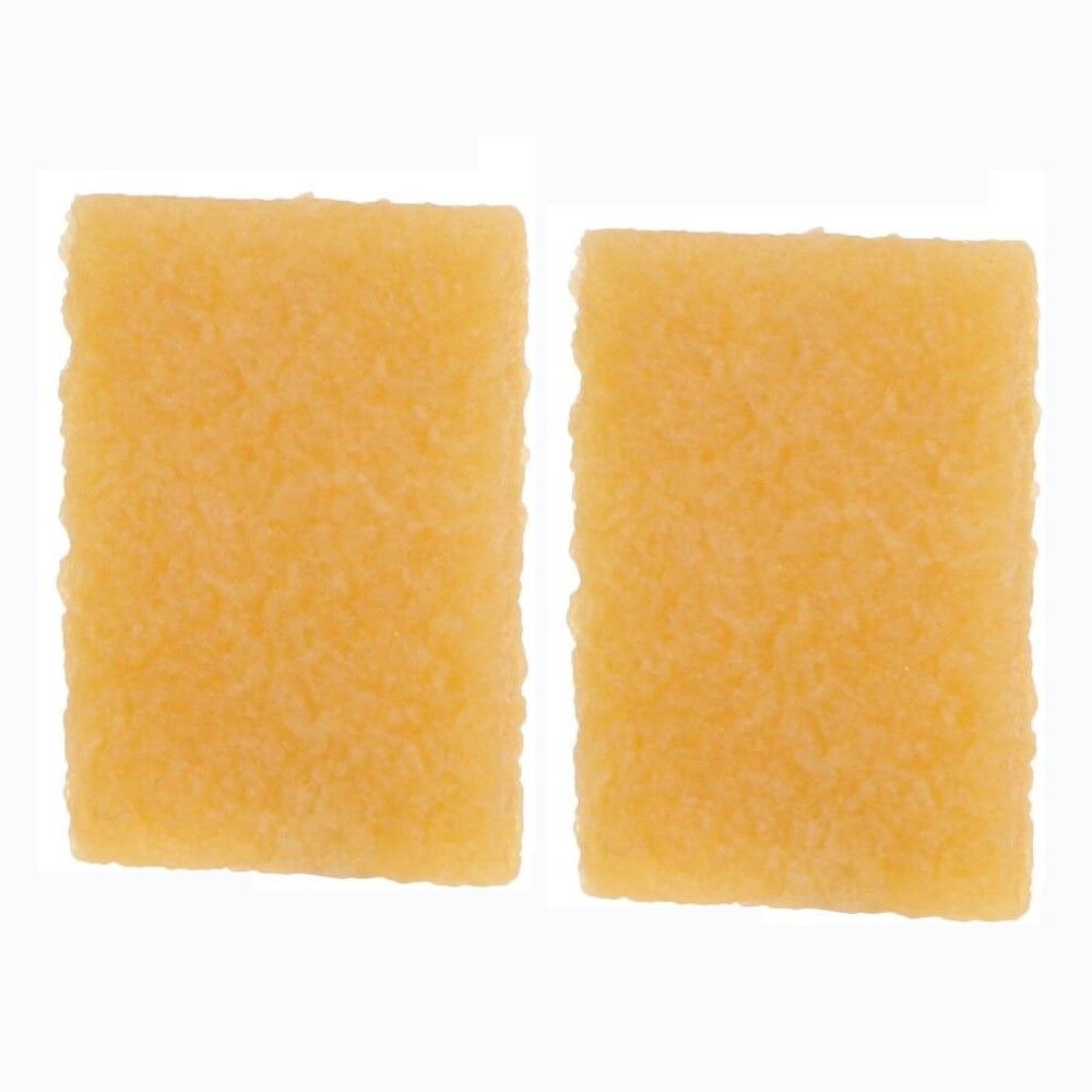 2x Skateboard Longboard Griptape Cleaner Rubber Dirt Remove Eraser Skateboard Sandpaper Cleaning Eraser Small