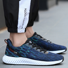 Newest Popular Men Casual Shoes Comfortable Fashion Breathable Tenis Masculino Adulto Male Light Mesh Sneakers Big Size 46