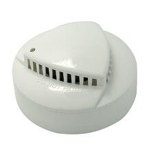 1 шт.) Крытая потолочная дымовая сигнализация и датчик тепла более 57 градусов Домашняя безопасность проводной детектор дыма пожарная Температурная сигнализация