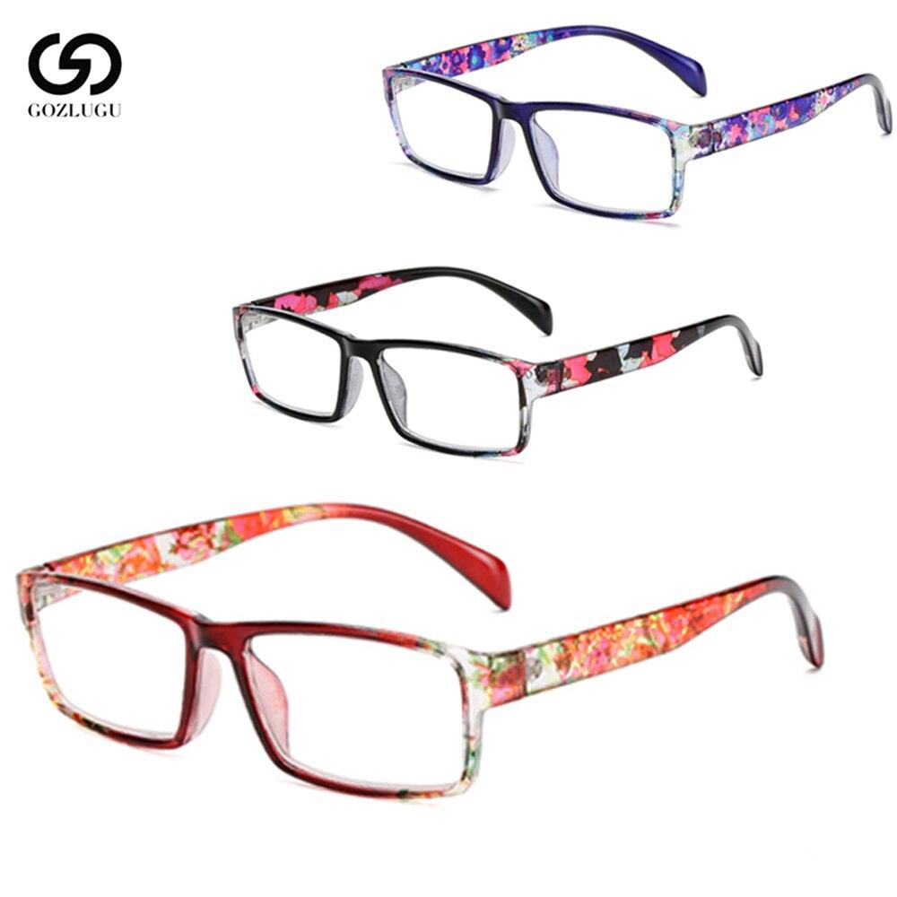 Black frame classic reading glasses ladies male spring legs unisex +1.0 1.5 2.0 2.5 3.0 3.5 4.0