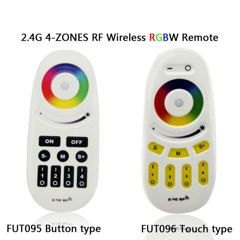Miboxer 2.4G Wireless RF RGB CCT RGBWW Remote Controller FUT091/FUT092/FUT095/FUT096/FUT098/FUT005/FUT006/FUT007/FUT089