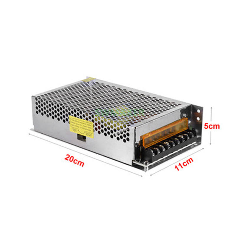 Anet 3D Printer Switch Power Supply Driver 12V/24V 220V/110V for A8 E10 E12 A6 3D Printer Parts
