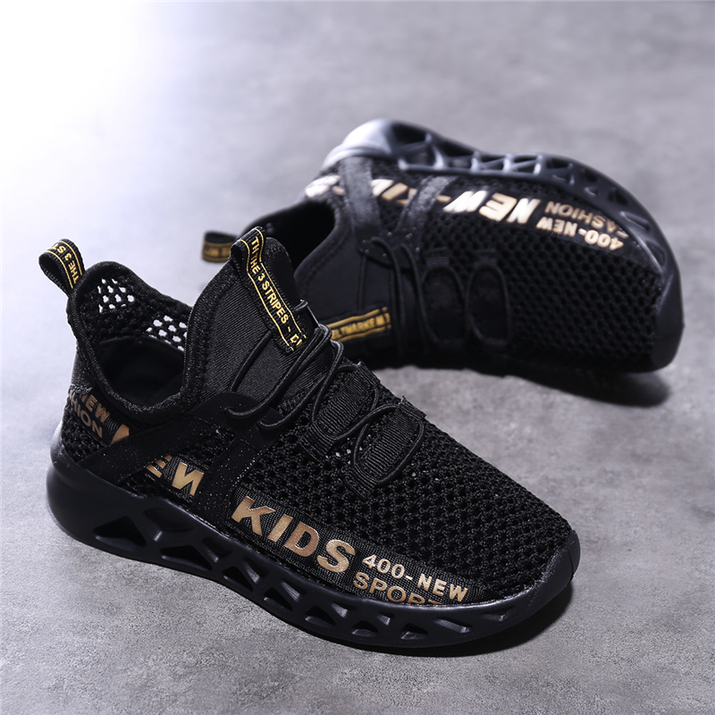 2020 Springtime New Style Children Shoes Boys Girls Sport Shoes Breathable Infant Shoes Sneakers Non-Slip Casual Kids Shoes