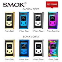 Hot Original SMOK Majesty 225W TC Box MOD Luxe Edition power by 18650 battery Mod Box Vape Vaporizer E cig vs Gen Mod / Swag 2