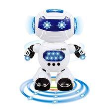 Toys for Children Dance and Music Robot Action Children