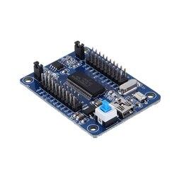 Analizator stanów logicznych moduł CY7C68013A 56 EZ USB FX2LP USB2.0 płyta modułu rozwojowego w Konwerter DAC od Elektronika użytkowa na