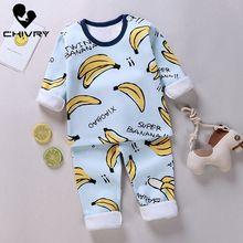 2020 New Kids Boys Pajama Sets Cartoon Long Sleeve O-Neck T-