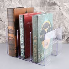 Acrylic Transparent Multi-layer Bookend…