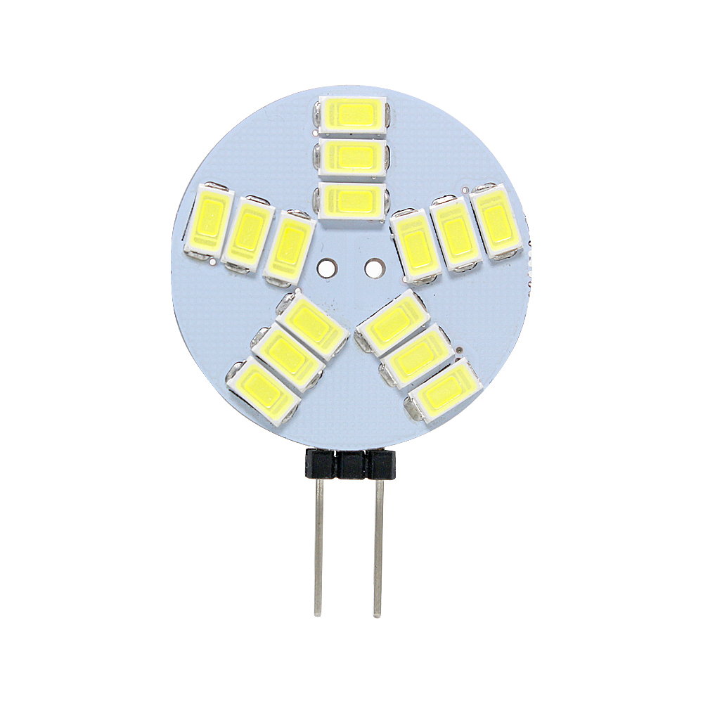 G4 AC DC 12V Led Lamp 2W High Power 5730SMD Replace Halogen Lamp 180 Beam Angle LED Bulb Lamps Warranty Lamparas