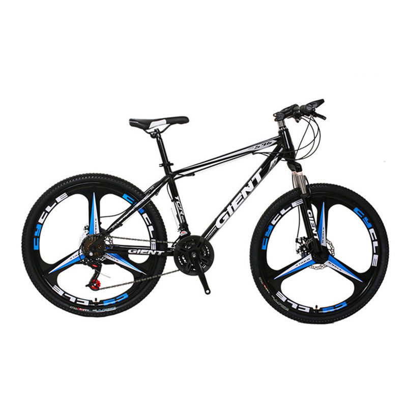Mountain Bike Bicycle 21 Speed 26 Inch Three Knife One Wheel Shock Absorber Adult Male And Female Students 2019