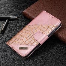 For Xiaomi Case POCO M3 Leather case For Mi 10T PRO Redmi 10X 4G CC9 Pro MI Note 10 9s Pro Max   Flip Cover POCO X3 Phone shell