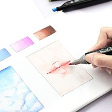 A3/A4/B5 Drawing Paper Pad Notebook Sketch Book for Marker Art Paiting Diary Student Gifts 30 Sheets bianyo professional sketchbook notebook a3 a4 note books 11 colors office paper tracing paper pad diary drawing art sketch book