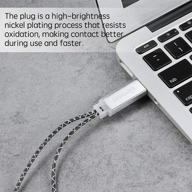 Livraison directe-convertisseur de câble MIDI à USB, Interface MIDI professionnelle avec voyant lumineux, puce de traitement FTP, méta