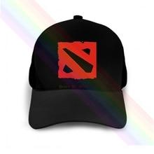 Dota 2 2020 Newest Black Popular Baseball Cap Hats Unisex