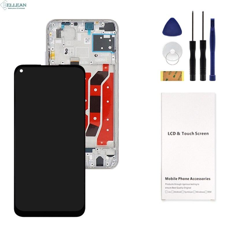 display lcd com tela de toque digitador
